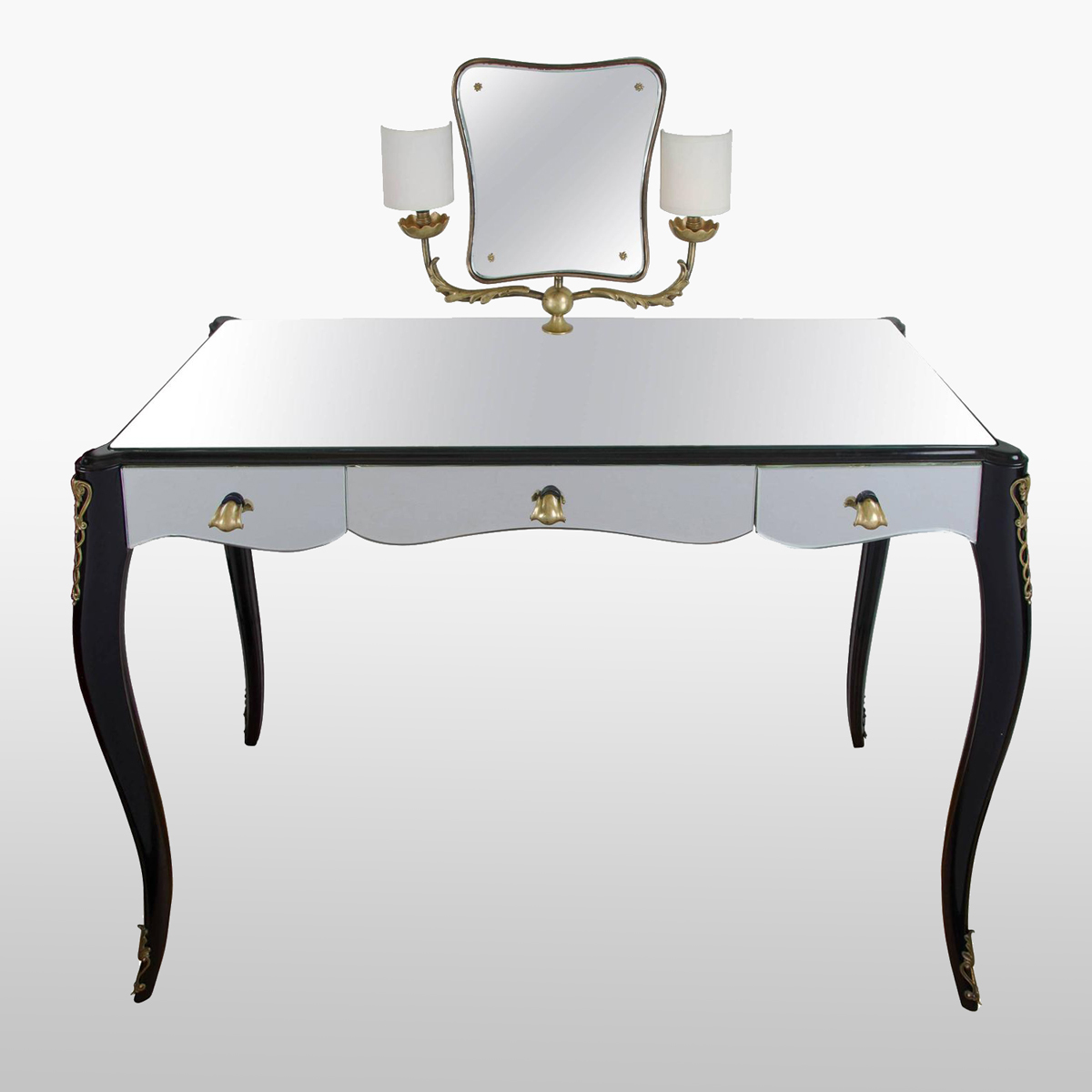 Valerie Wade Fd0524 1950S Italian Dressing Table Fratelli De Capitani 01
