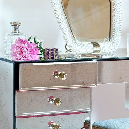 The image for Valerie Wade Fd055 Sophia Dressing Table 02