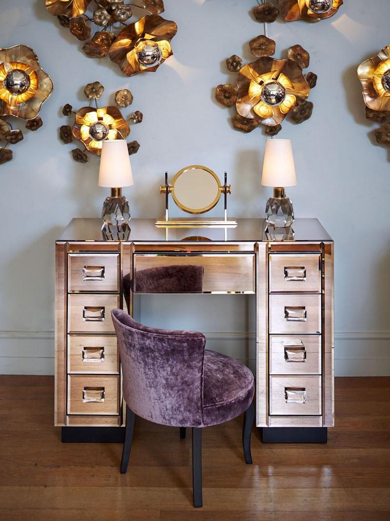 Valerie Wade Fd056 Venice Dressing Table Bureau 02