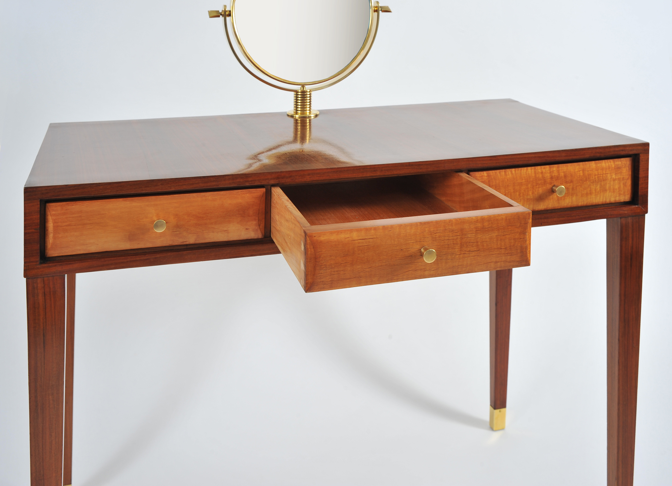 Valerie Wade Fd645 Fruitwood Dressing Table Vi