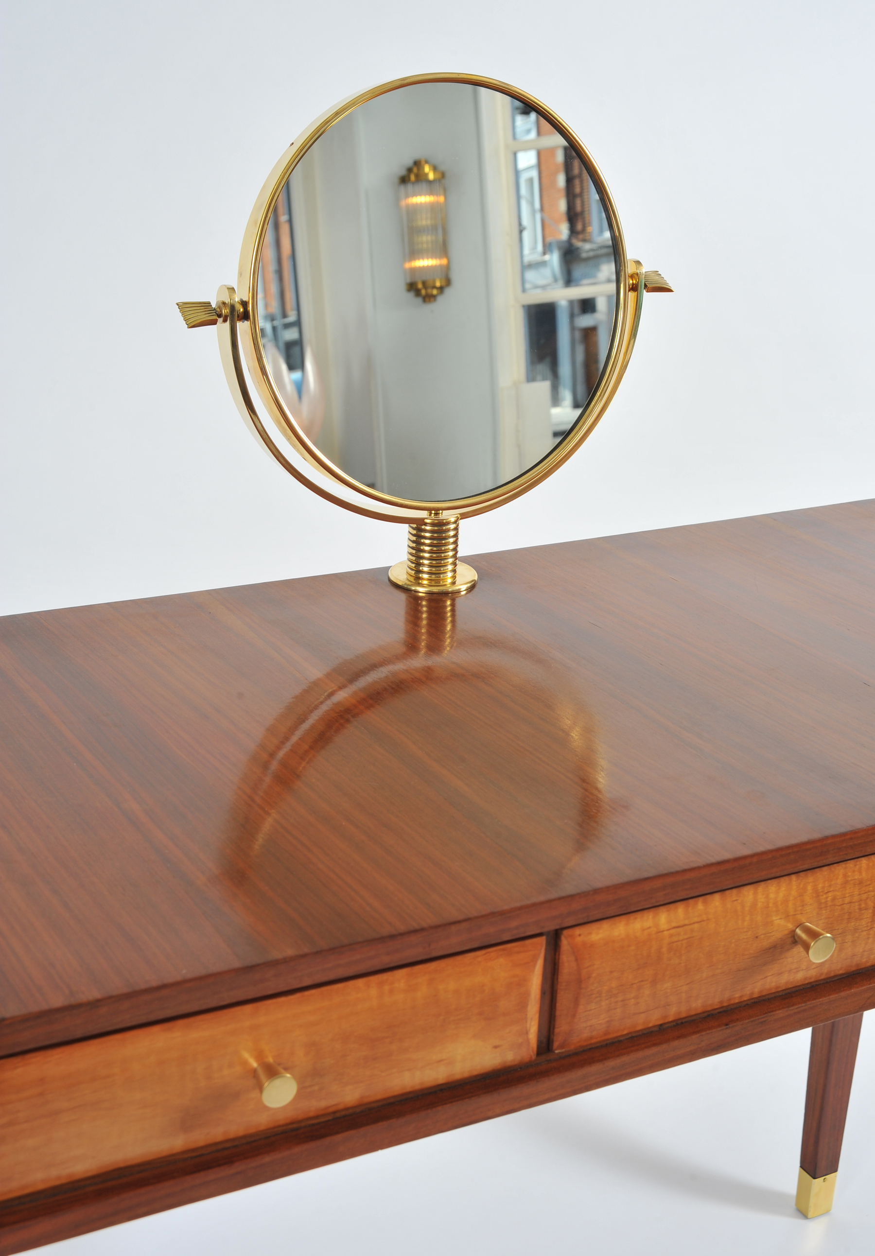 Valerie Wade Fd645 Fruitwood Dressing Table Vii