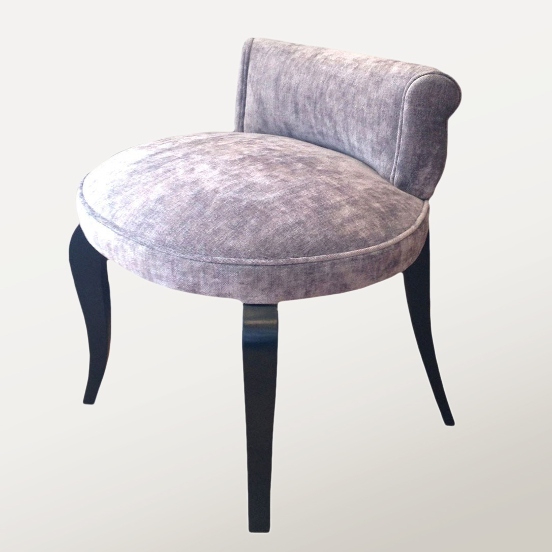 Valerie Wade Fs027 Low Back Upholstered Seat 01