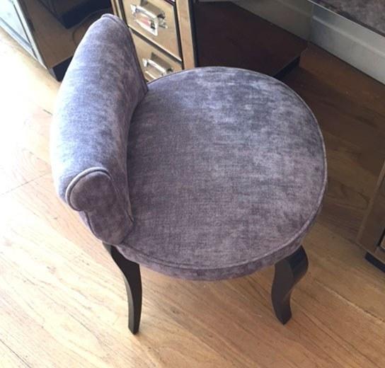 Valerie Wade Fs027 Low Back Upholstered Seat 03