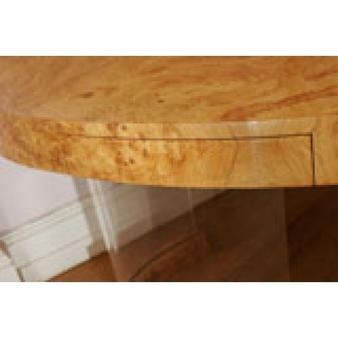 Valerie Wade Ft053 1940S American Rare Library Table Desk 02