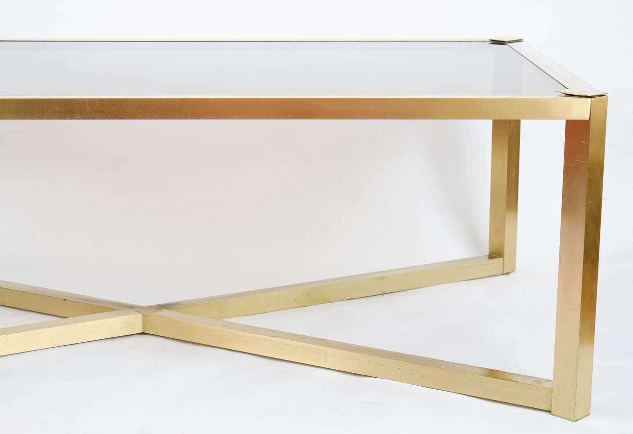 Valerie Wade Ft312 1950S Italian Brass Coffee Table03