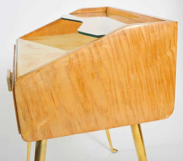 Valerie Wade Ft630 Pair 1950S Italian Bedside Tables 03