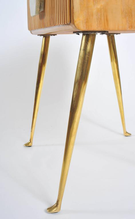 Valerie Wade Ft630 Pair 1950S Italian Bedside Tables 04