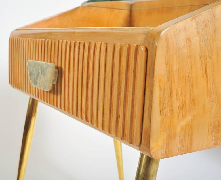 Valerie Wade Ft630 Pair 1950S Italian Bedside Tables 05