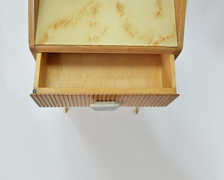 Valerie Wade Ft630 Pair 1950S Italian Bedside Tables 08