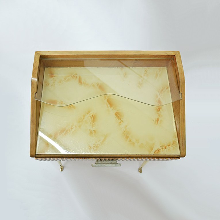 Valerie Wade Ft630 Pair 1950S Italian Bedside Tables 09