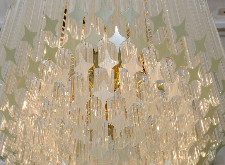 The image for Valerie Wade Lc070 Cake Chandelier 03