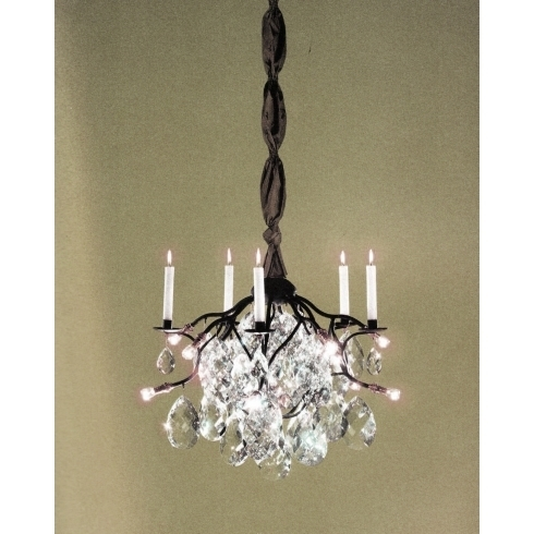 The image for Valerie Wade Lc077 Raindrop Chandelier 02