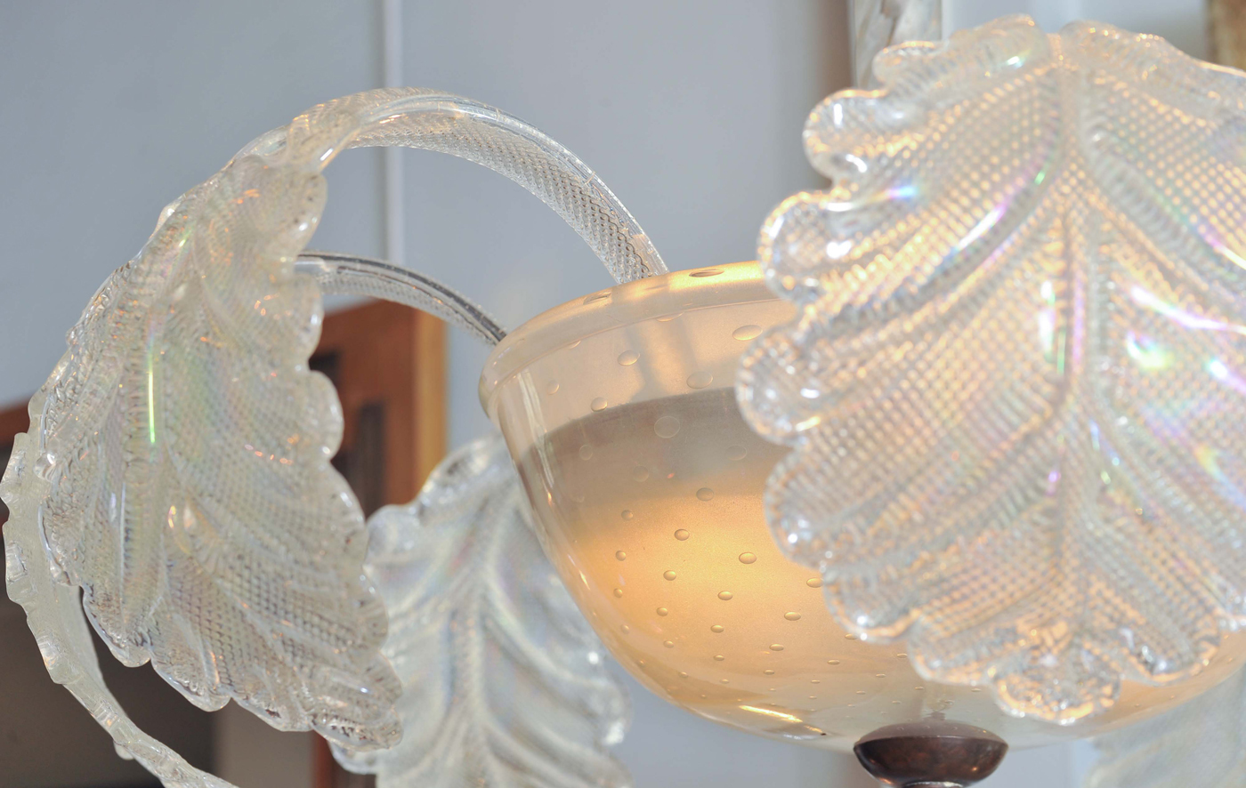 Valerie Wade Lc580 1950S Glass Chandelier Barovier E Toso 02