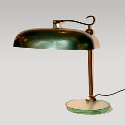 The image for Valerie Wade Lt098 1950S Italian Desk Lamp 01