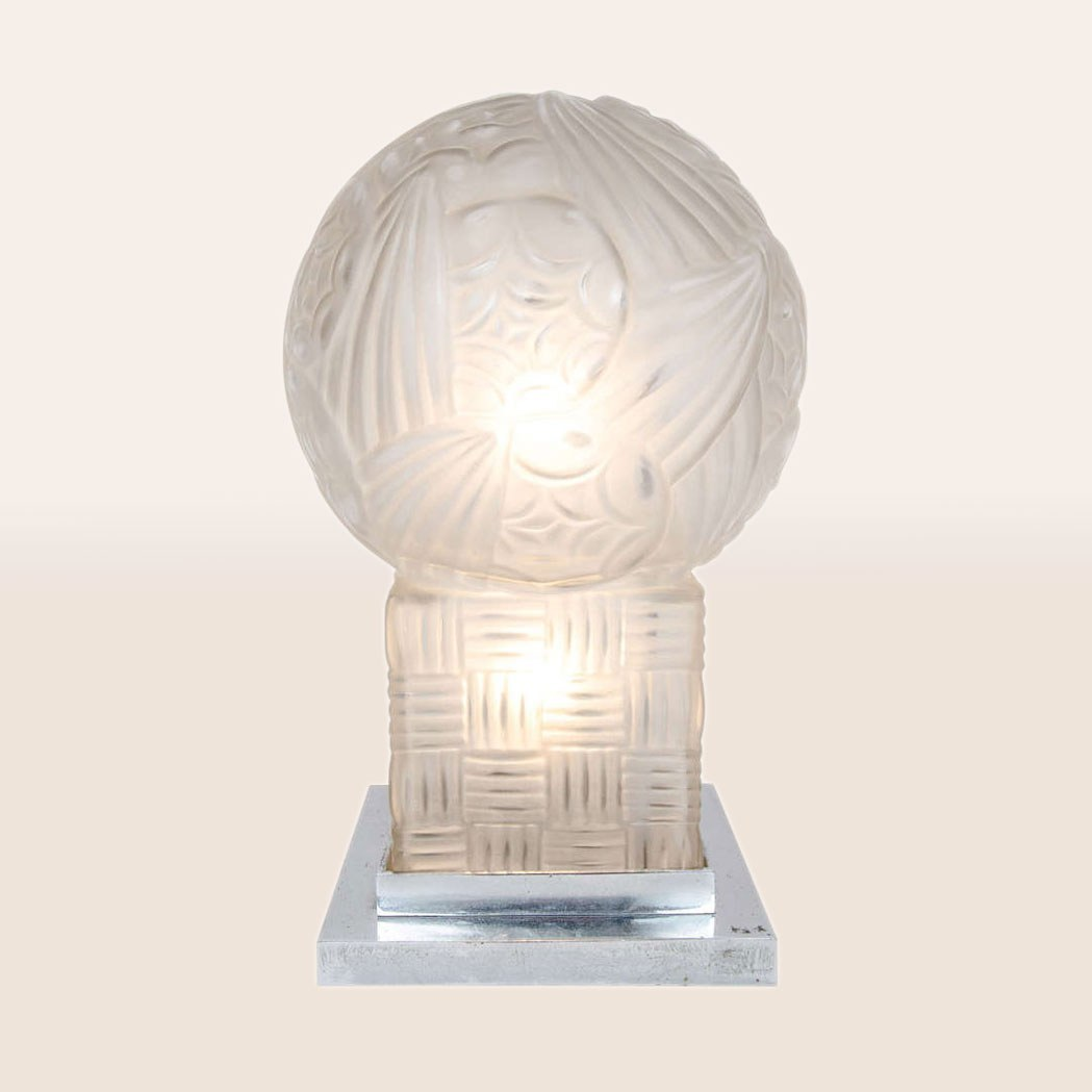Valerie Wade Lt406 1930S Art Deco Table Lamp 01