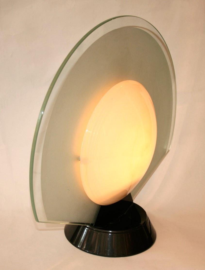 Valerie Wade Lt456 1950S Italian Sun Moon Lamp 03