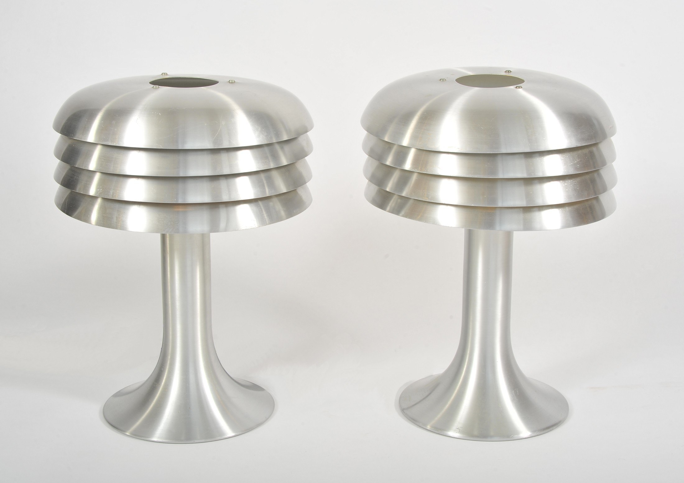 The image for Valerie Wade Lt663 Pair 1960S Table Lamps Hans Agne Jakobsson 02