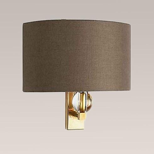 Valerie Wade Lw084 Brass Chrome Crystal Ball Light 01