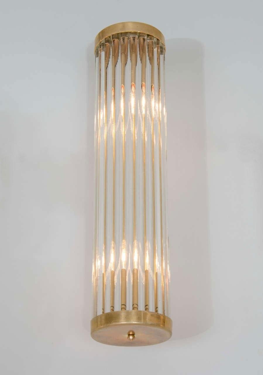 Valerie Wade Lw403 Pair Venini Arm Wall Lights 03