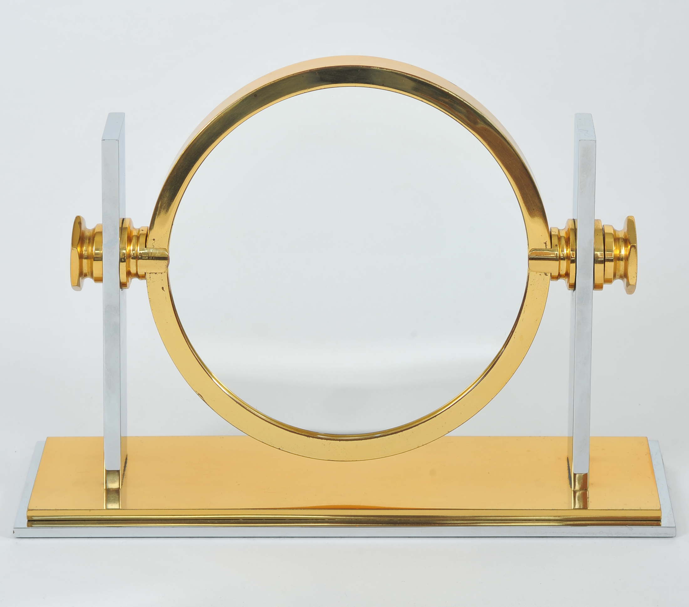 Valerie Wade Mt424 1980S Table Mirror Karl Springer 02