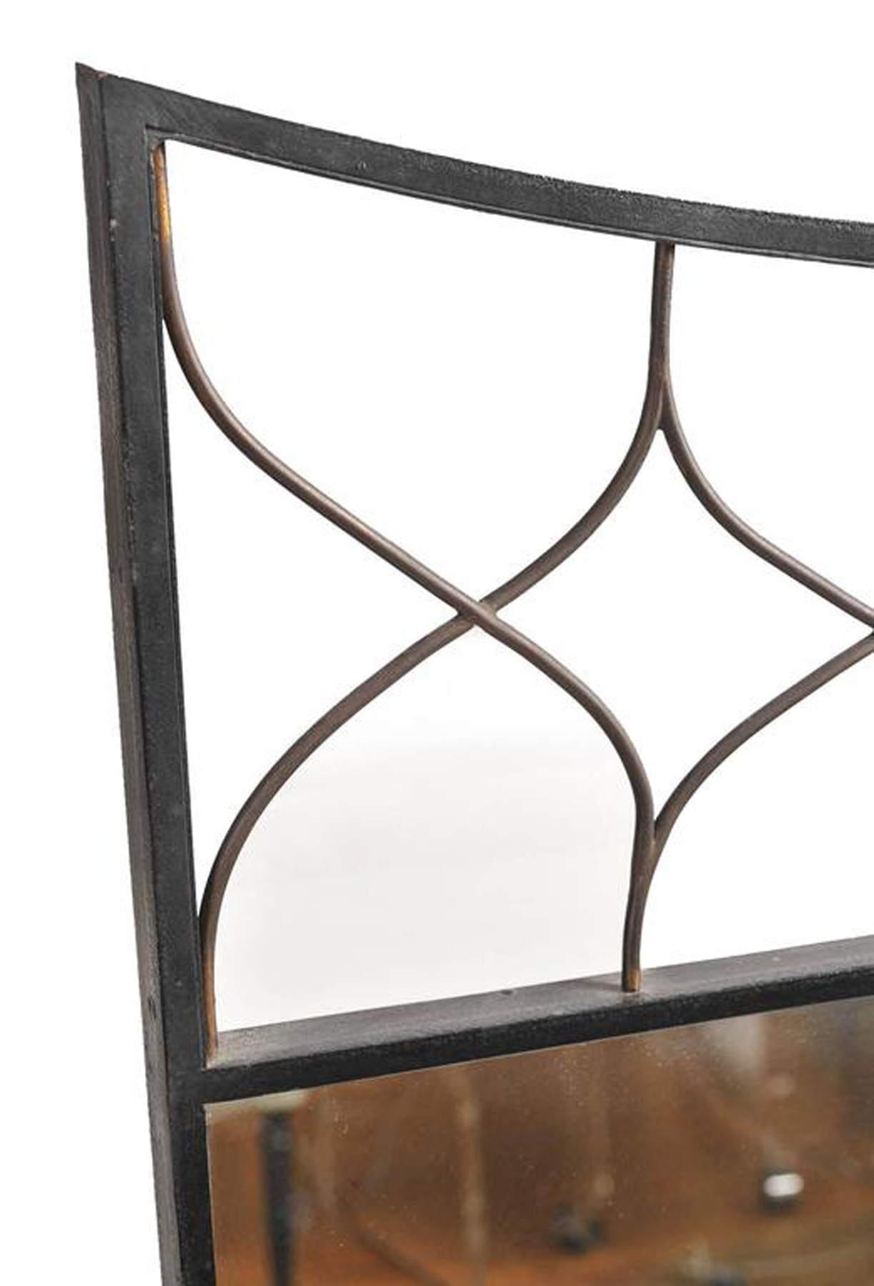 Valerie Wade Wrought Iron Mirror 03 Dibs L
