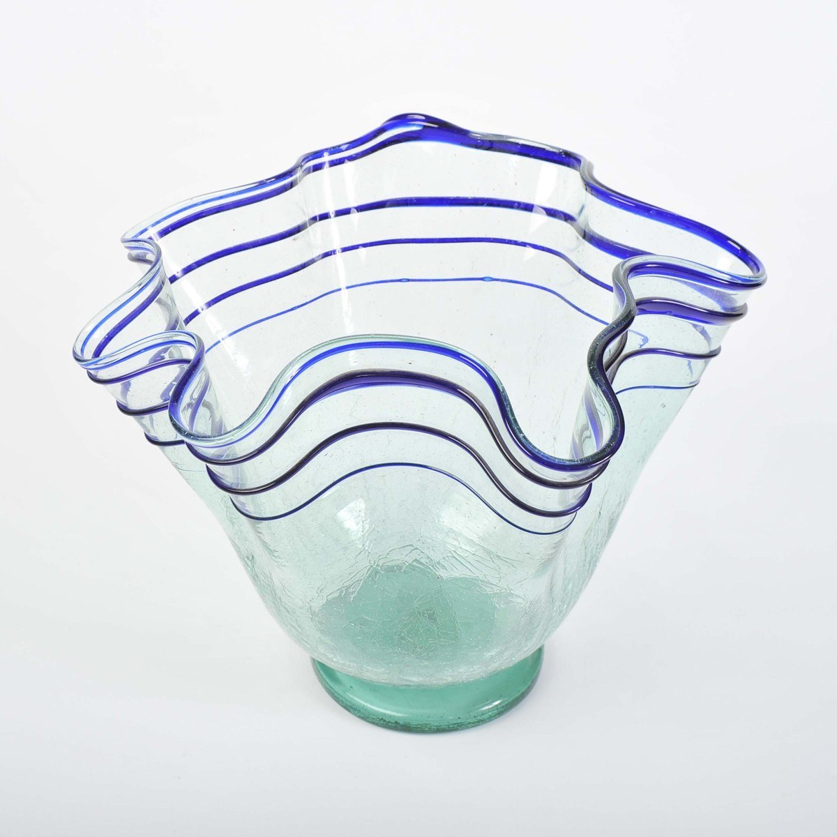 Wave Glass Vase I