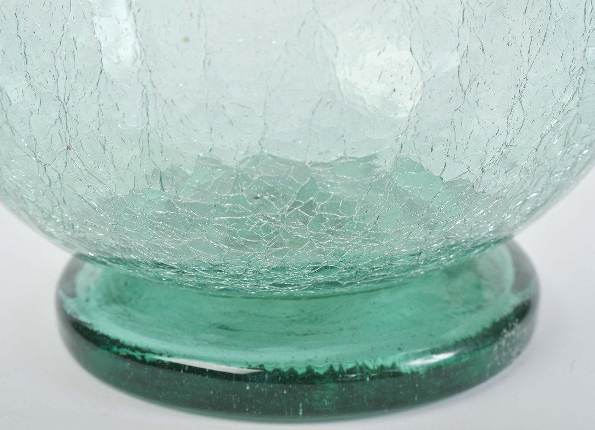 Wave Glass Vase Vi