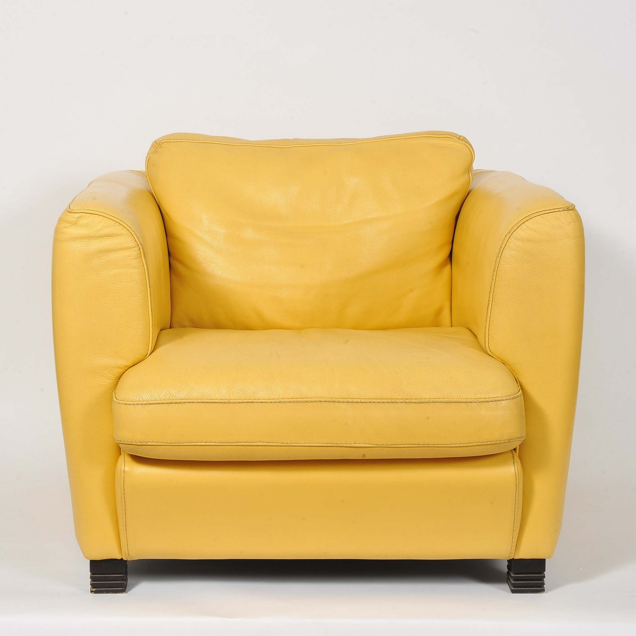 Yellow Armchairs Iii