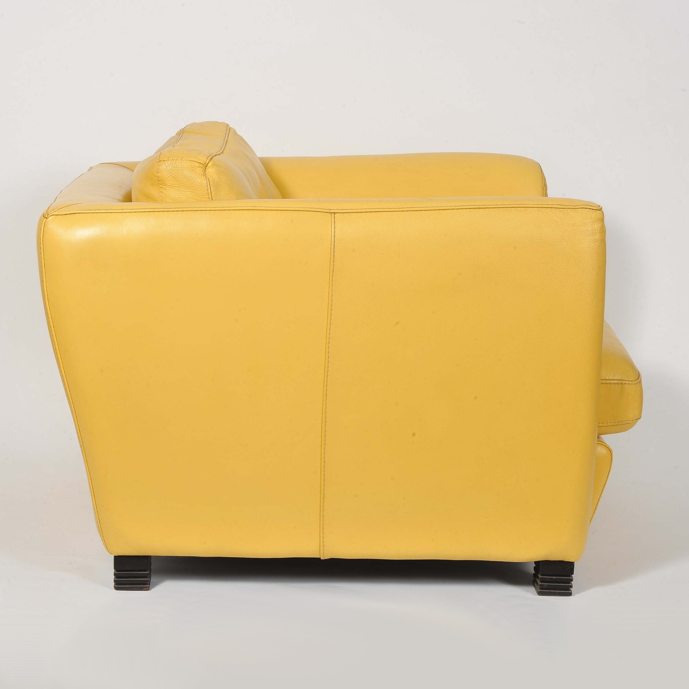 Yellow Armchairs Iv