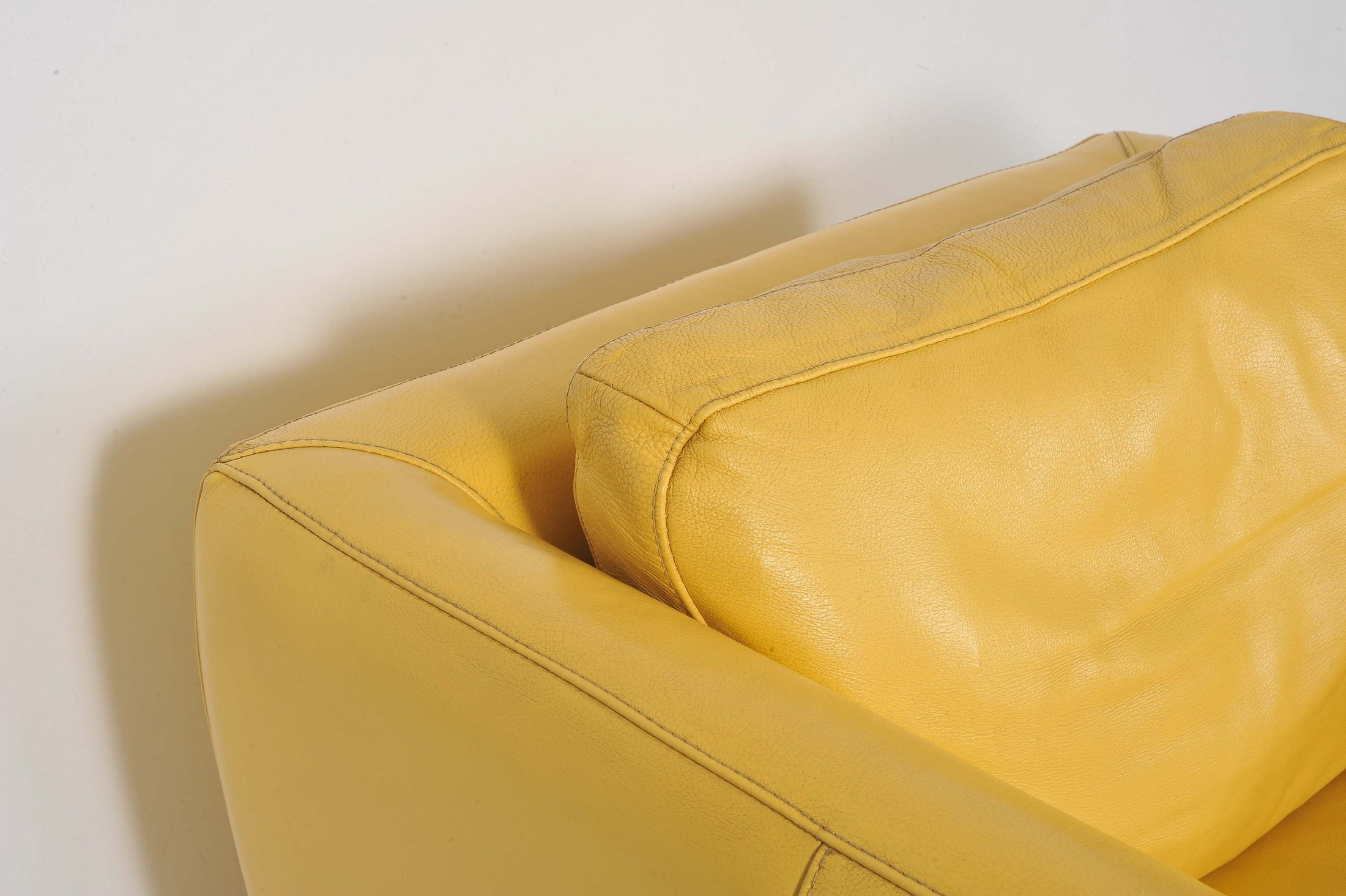 Yellow Armchairs V